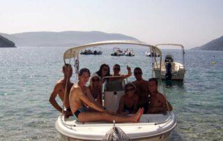 Dessimi Boats Rent a boat Lefkada