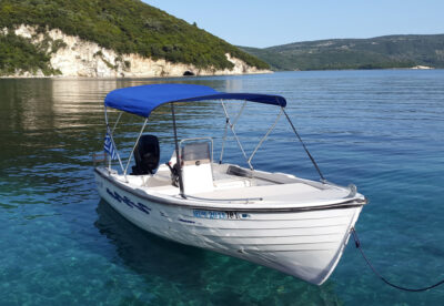 Dessimi Boats - Rent a boat in Lefkada